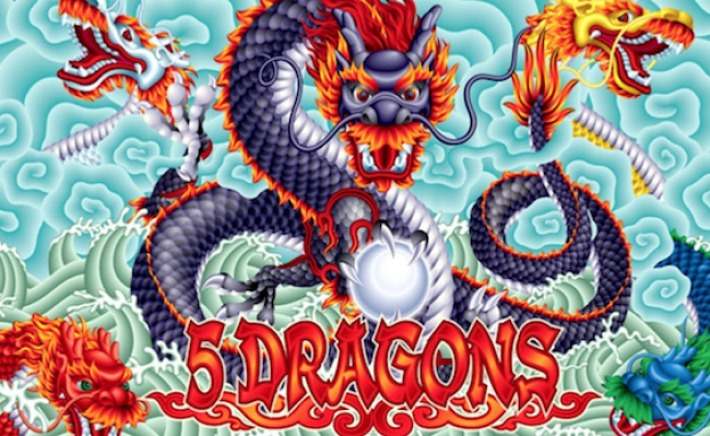 5 Dragons Pokies – A Popular Game to Play in 2019
