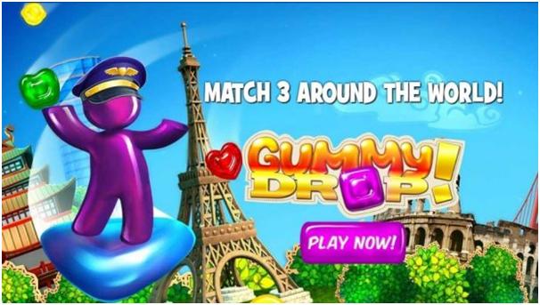 Big Fish Gummy Drop game