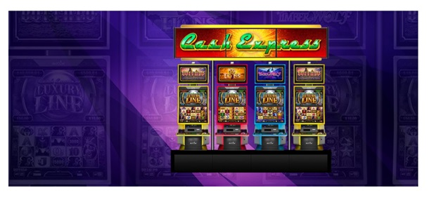 Aristocrat Cash Express Pokies