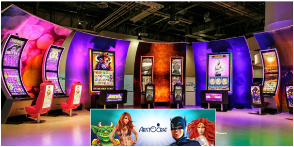 Aristocrat slot machines for sale
