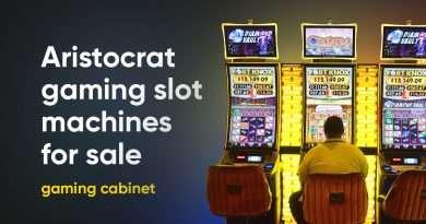 Aristocrat gaming slot machines for sale
