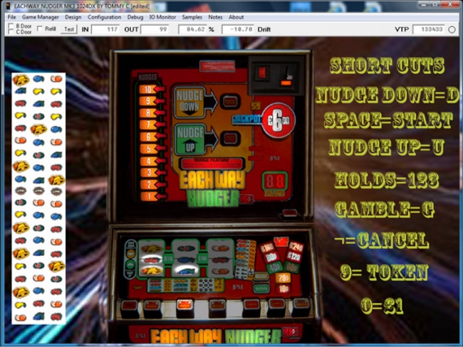 Aristocrat pokie machine emulator