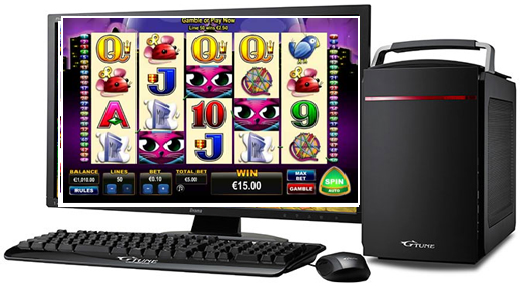 Aristocrat pokies for PC