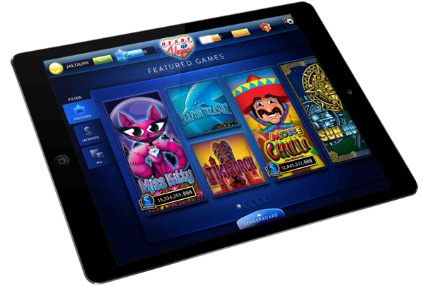 Aristocrat pokies on iPad