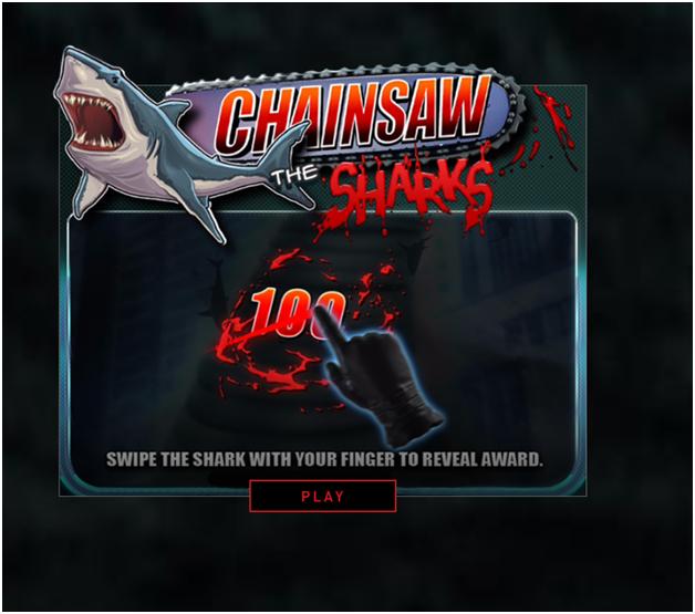 Sharknado - Bonus Wheel Feature