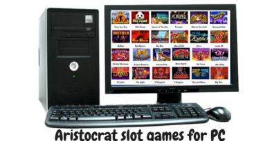 Aristocrat slot games for PC