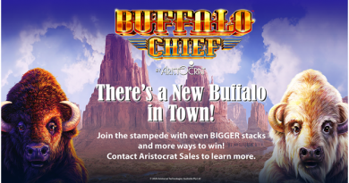 'Buffalo Chief'- A new version of Buffalo pokies released by Aristocrat