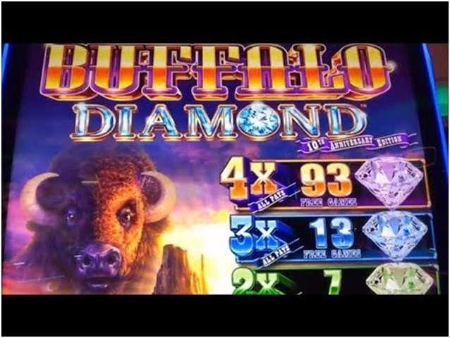 Buffalo diamond pokies