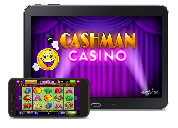 Cashman casino Aristocrat pokies