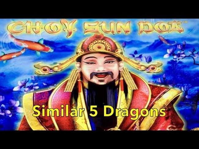 Choy Sun Doa Pokies Bonus Features