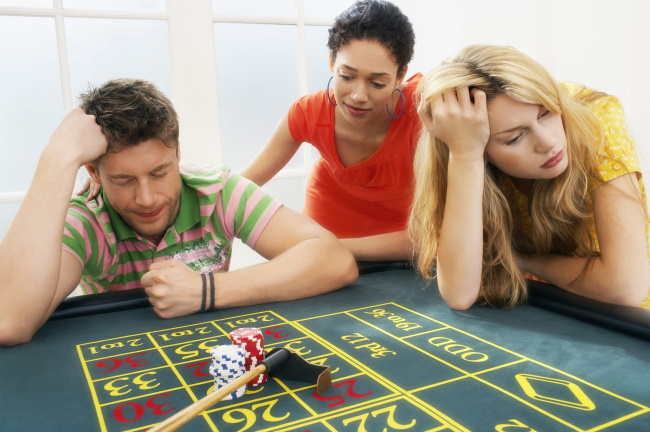 Don't gamble when in a bad mood or tired