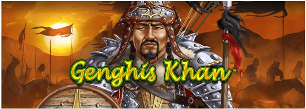 Dragon Cash Pokies - Genghis Khan