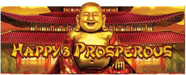 Dragon Cash Pokies - Happys Prosperous
