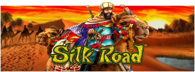 Dragon Cash Pokies - Silk Road
