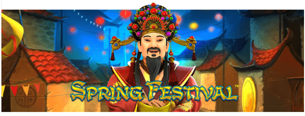 Dragon Cash Spring Festival