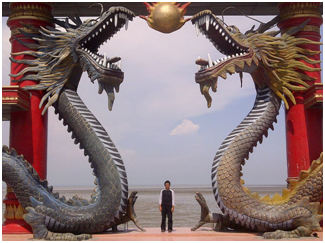 Dragon in Art