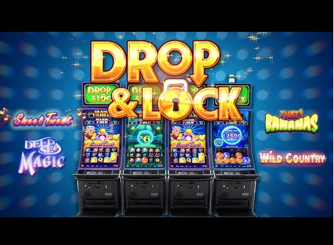 Drop and lock