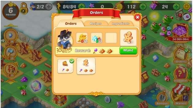 Evermerge free game app