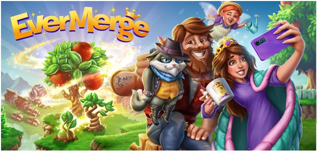 Ever Merge - The new game app from Aristocrat Big Fish Gaming to download now