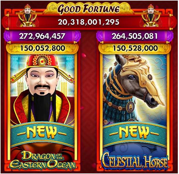Fa Fa Fa Gold Casino app- Good Fortune