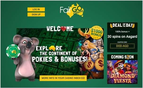 Fair Go Casino Australia