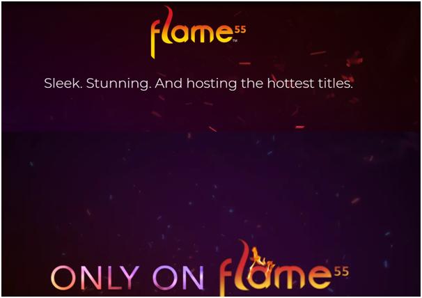 Flame 55 pokies Aristocrat