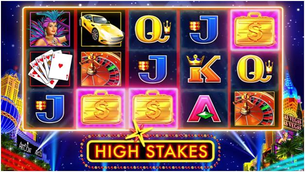 High Stakes - Lightning Link pokies