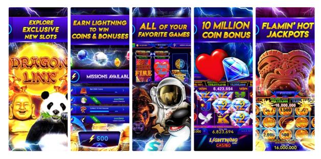 Lightning Link casino app
