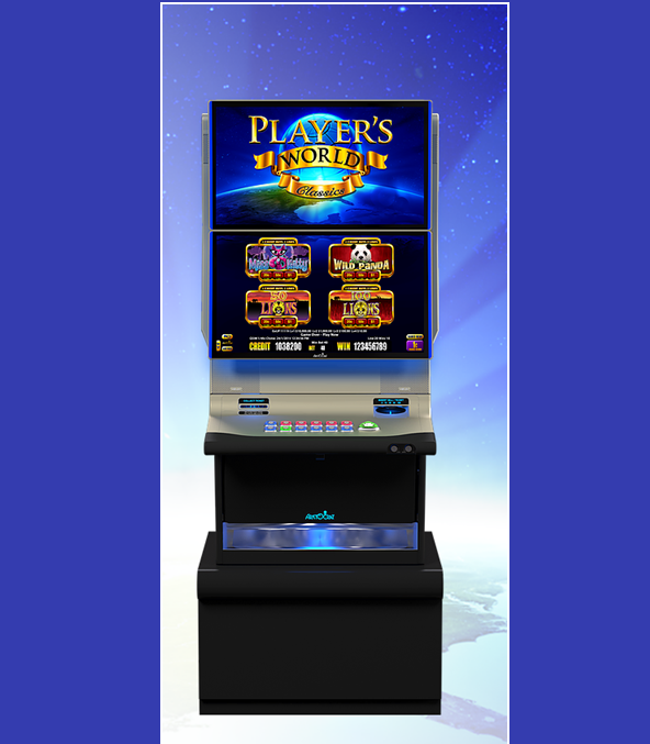 M Series pokies machines