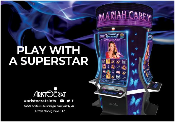 Mariah Carey pokies games