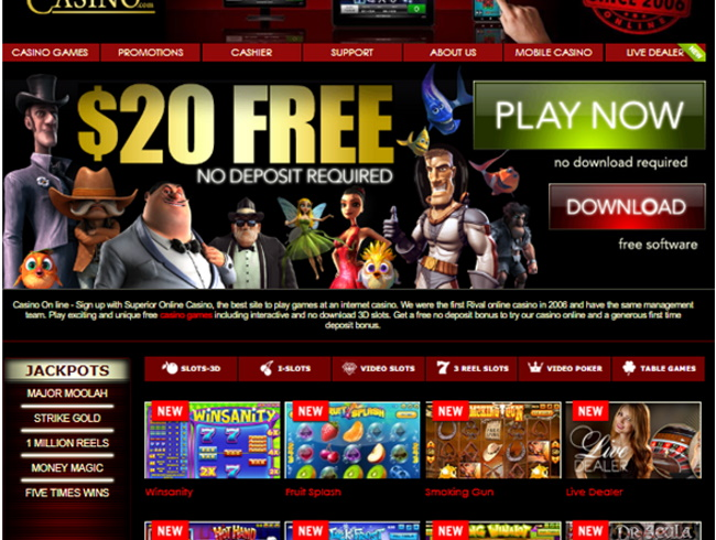 Mobile Casino and Games