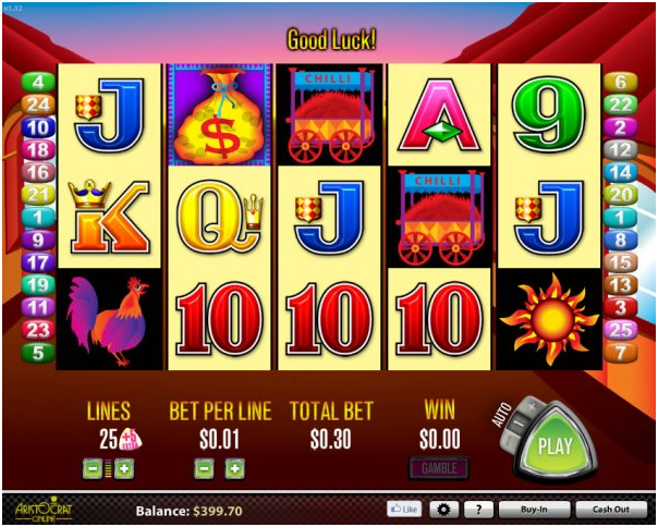 More Chilli Slots - Download & Play More Chilli Pokie for Free