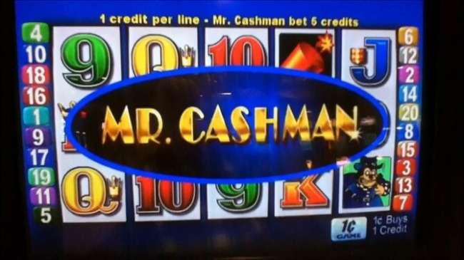 Mr. Cashman Slots from Aristocrat