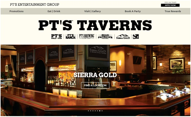 PTs Taverns