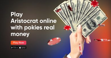 Play Aristocrat online with pokies real money