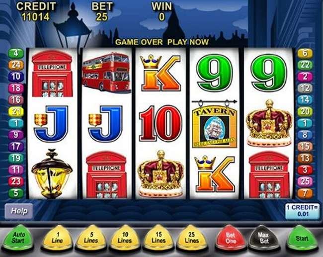 Play Big Ben Aristocrat Poker Machine Online