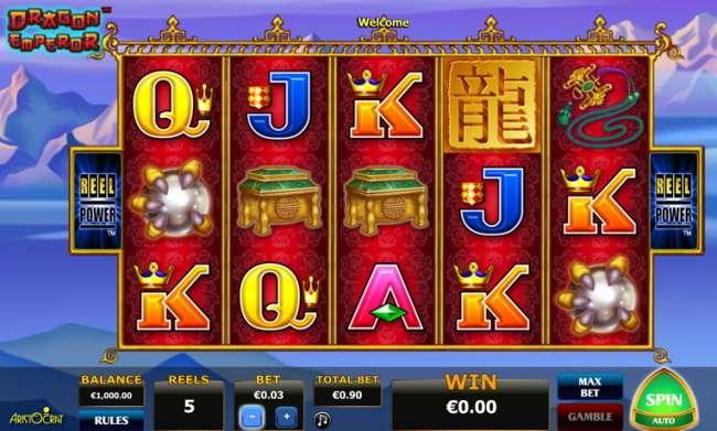 Play Dragon Emperor Online