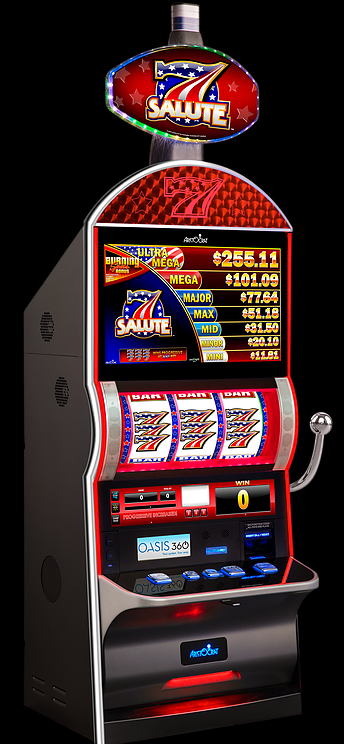 Relm Gaming Cabinet