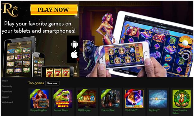 Rich Casino Australia- Play pokies in AUD