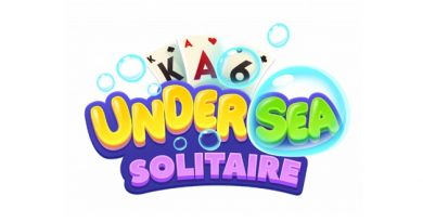 Under Sea Solitaire- The new Aristocrat Plarium games app at App store for mobile players