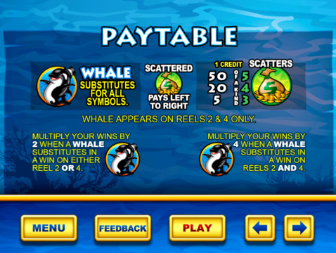 Whale of Cash
