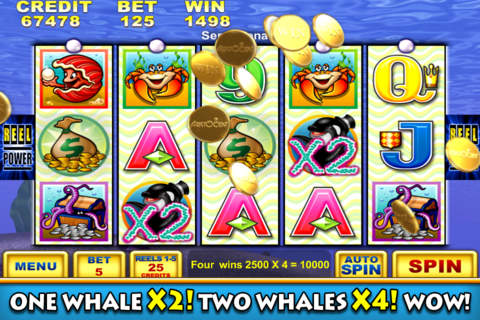 Whales of Cash Screen Shot