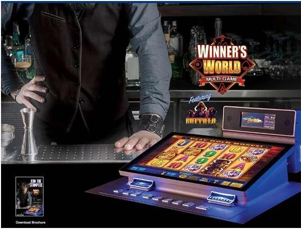 Winner's World Multi-Game