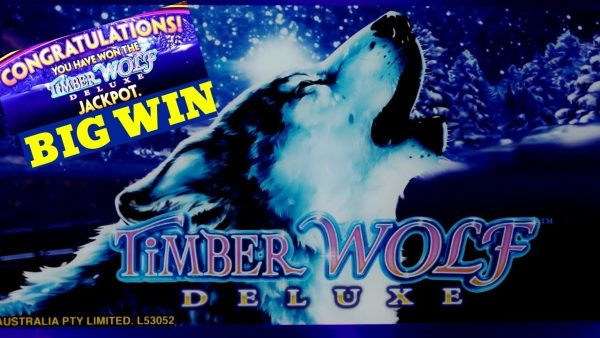 Timber Wolf deluxe