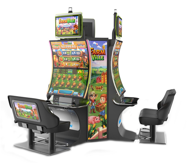 Farmville slot