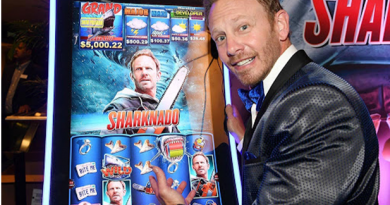 Sharknado- The horror pokies from Aristocrat to play free