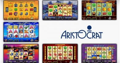 top 4 Aristocrat Pokies with 20 paylines