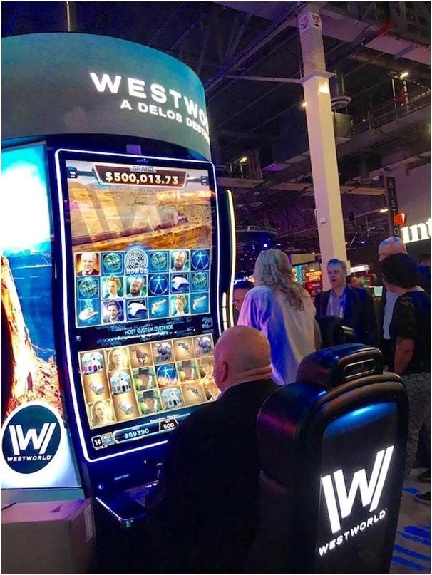 Westworld pokies
